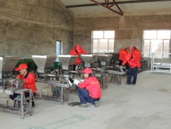 Employee work site
