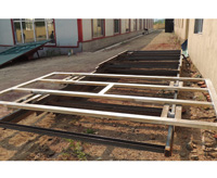 Trolley and track parts