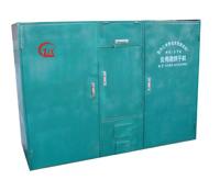 Drying box for edible fungus
