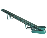 Tail conveying machinery