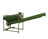 Raw material screening machinery