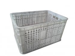 White fungus basket for edible fungus