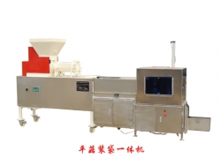 Pleurotus ostreatus bagging machine
